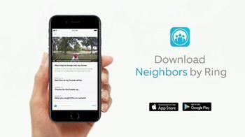 Ring Neighbors TV Spot, 'Well-Informed' Featuring Shaquille O'Neal - Thumbnail 9
