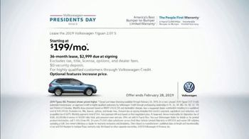 Volkswagen Presidents Day Deals TV Spot, 'A Lot to Smile About' [T2] - Thumbnail 5