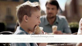 2019 Visit Orlando Sweepstakes TV Spot, 'A Dream Trip' - Thumbnail 3