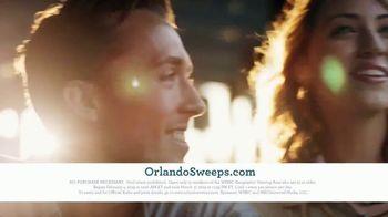 2019 Visit Orlando Sweepstakes TV Spot, 'A Dream Trip' - Thumbnail 4