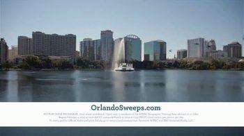2019 Visit Orlando Sweepstakes TV Spot, 'A Dream Trip' - Thumbnail 7