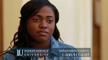 Independence University TV Spot, 'The Dreamers'