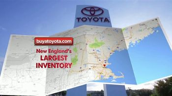 Toyota TV Spot, 'Everywhere You Are' [T2] - Thumbnail 2