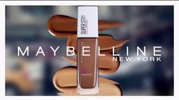 Maybelline New York SuperStay Foundation TV Spot, 'Impecable' [Spanish] - Thumbnail 2