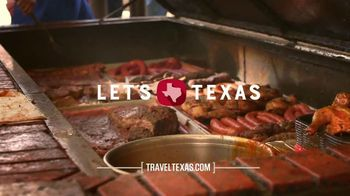Travel Texas TV Spot, 'Brisket With the Locals' Song by David Arkenstone - Thumbnail 9