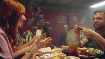 Travel Texas TV Spot, 'Brisket With the Locals' Song by David Arkenstone - Thumbnail 7