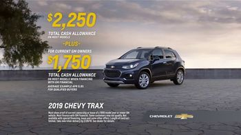 2019 Chevrolet Equinox TV Spot, 'Family Reunion' [T2] - Thumbnail 10