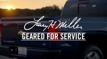 Larry H. Miller Dealerships TV Spot, 'Geared for Service'