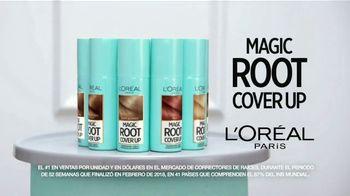 L'Oreal Paris Magic Root Cover Up TV Spot, 'La reina del drama' con Morena Baccarin [Spanish] - Thumbnail 9