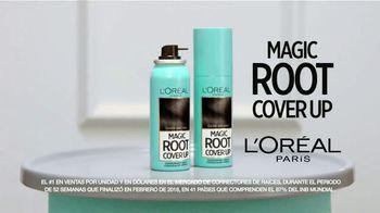 L'Oreal Paris Magic Root Cover Up TV Spot, 'La reina del drama' con Morena Baccarin [Spanish] - Thumbnail 4