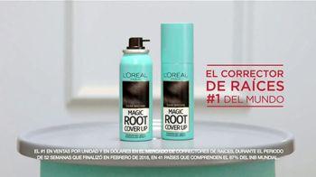 L'Oreal Paris Magic Root Cover Up TV Spot, 'La reina del drama' con Morena Baccarin [Spanish] - Thumbnail 5