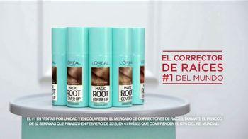 L'Oreal Paris Magic Root Cover Up TV Spot, 'La reina del drama' con Morena Baccarin [Spanish] - Thumbnail 8