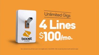 Boost Mobile TV Spot, 'Quit Your Glitchin'!' - Thumbnail 8