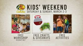 Bass Pro Shops Spring Fishing Classic TV Spot, 'Kids' Weekend' - Thumbnail 5
