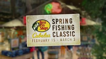 Bass Pro Shops Spring Fishing Classic TV Spot, 'Kids' Weekend'