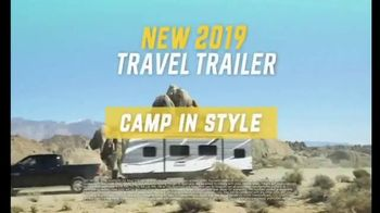 Camping World Outdoor Busters TV Spot, '2019 Vehicles' - Thumbnail 4