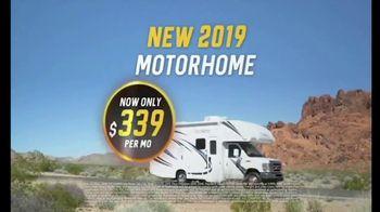 Camping World Outdoor Busters TV Spot, '2019 Vehicles' - Thumbnail 6