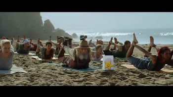 Carl's Jr. Beyond Famous Star With Cheese TV Spot, 'Malibu Yoga' - Thumbnail 3