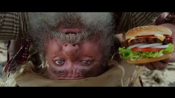 Carl's Jr. Beyond Famous Star With Cheese TV Spot, 'Malibu Yoga' - Thumbnail 5