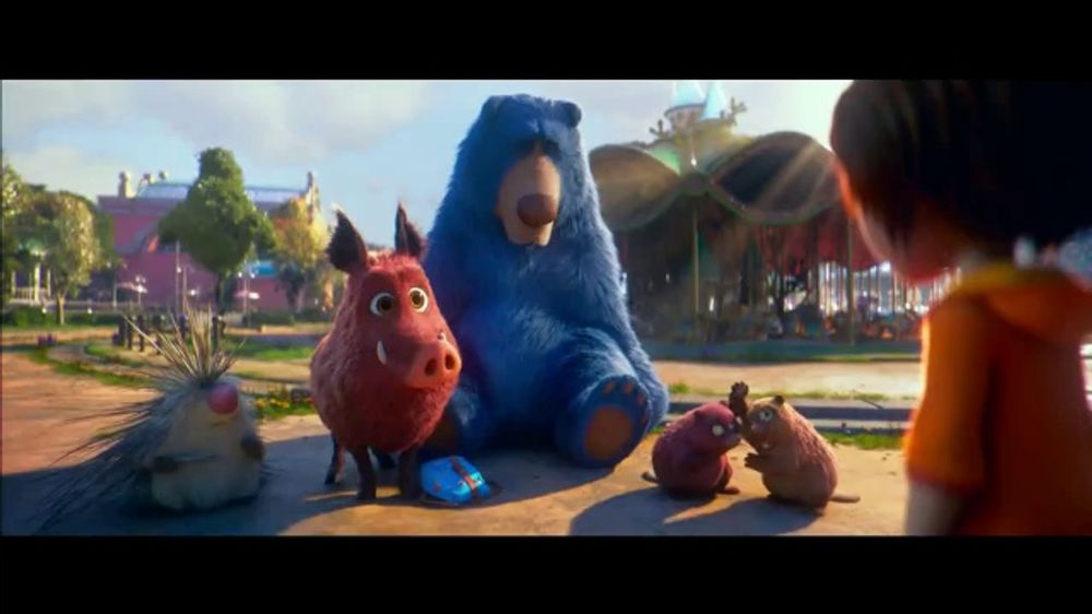 Paramount Pictures: Wonder Park Super Bowl 2019