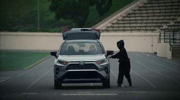 Toyota RAV4 Hybrid Super Bowl 2019 TV Spot, 'Toni' Featuring Antoinette Harris [T1] - 4 commercial airings
