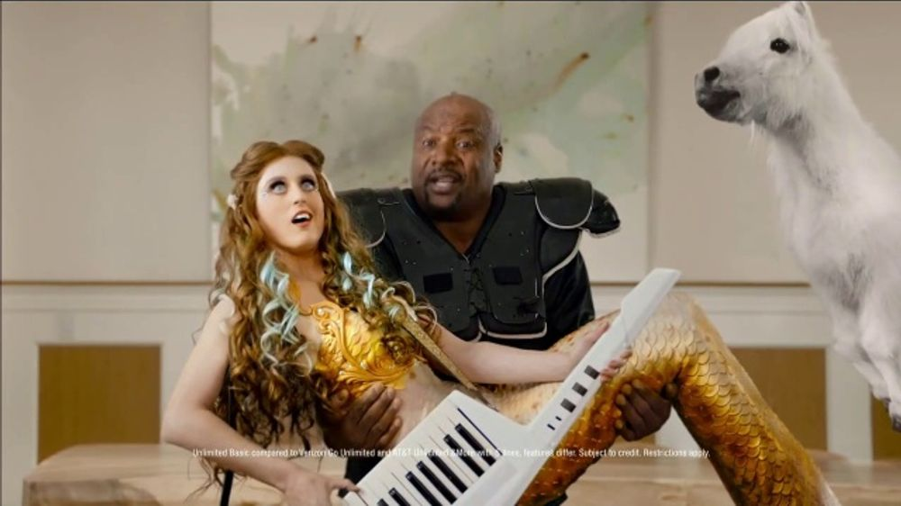 Sprint Super Bowl 2019 TV Commercial, 'Best of Both Worlds' Featuring Bo Jackson