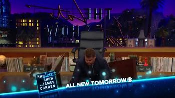 The Late Late Show Super Bowl 2019 TV Promo, 'James Does It All' - Thumbnail 9