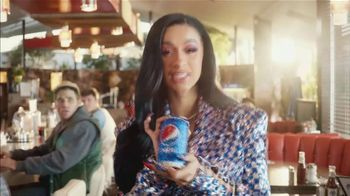 Pepsi Super Bowl 2019 TV Spot, 'More Than OK' Featuring Steve Carell, Cardi B, Lil Jon - Thumbnail 7