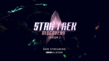 CBS All Access Super Bowl 2019 TV Spot, 'Star Trek Discovery: Season Two' - Thumbnail 6