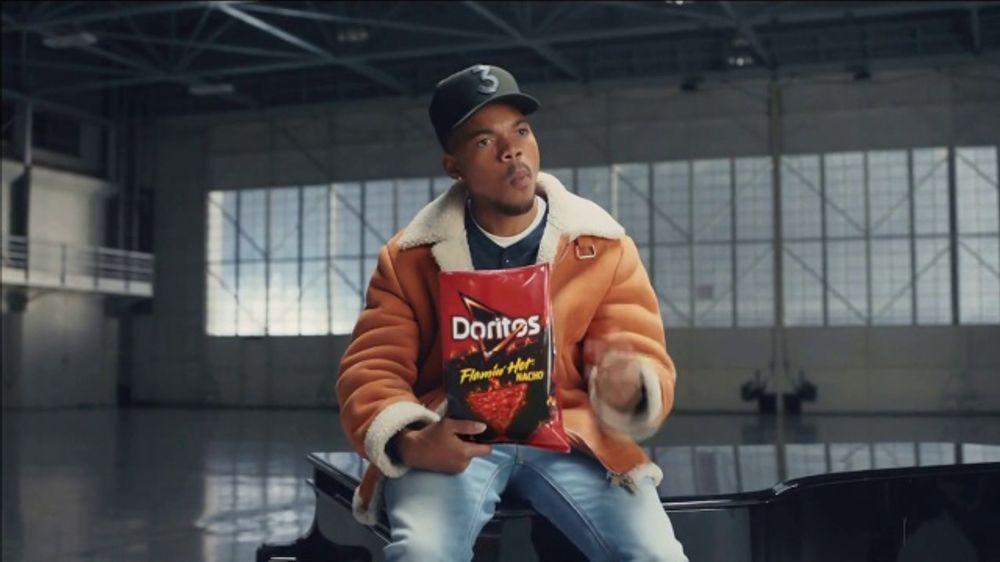 Doritos Super Bowl 2019 TV Commercial, 'Now It's Hot' Feat. Chance the Rapper, Backstreet Boys