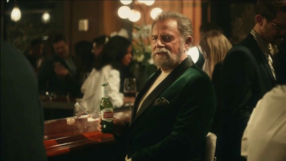 Stella Artois Super Bowl 2019 TV Spot, Change Up The Usual Ft. Sarah Jessica Parker, Jeff Bridges - Screenshot 8