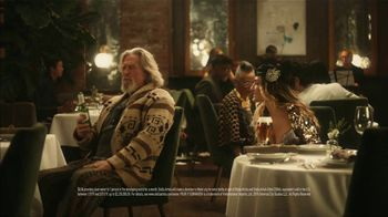 Stella Artois Super Bowl 2019 TV Spot, 'Change Up The Usual' Ft. Sarah Jessica Parker, Jeff Bridges - Thumbnail 9
