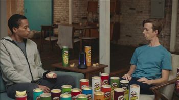 Pringles Super Bowl 2019 TV Spot, 'Sad Device' Song by Lipps Inc.