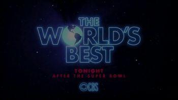 The World's Best Super Bowl 2019 TV Spot, 'How Do You Define the Best?' - Thumbnail 10