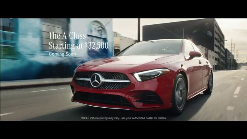 Mercedes-Benz A-Class Super Bowl 2019 TV Commercial, 'Say the Word' Featuring Ludacris [T1]