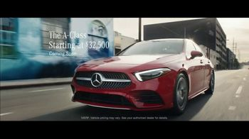 Mercedes-Benz A-Class Super Bowl 2019 TV Spot, 'Say the Word' Featuring Ludacris [T1] - 874 commercial airings