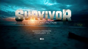 Survivor: Edge of Extinction Super Bowl 2019 TV Promo, 'Shipwrecked' - Thumbnail 5