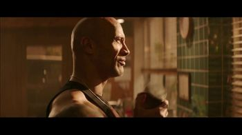 Fast & Furious Presents: Hobbs & Shaw Super Bowl 2019 - 2 commercial airings