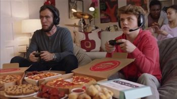 Pizza Hut $5 Lineup Super Bowl 2019 TV Spot, 'Level Up With the $5 Lineup' - Thumbnail 1