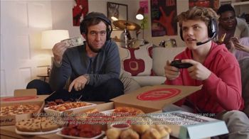 Pizza Hut $5 Lineup Super Bowl 2019 TV Spot, 'Level Up With the $5 Lineup' - Thumbnail 5