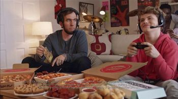 Pizza Hut $5 Lineup Super Bowl 2019 TV Spot, 'Level Up With the $5 Lineup' - Thumbnail 6