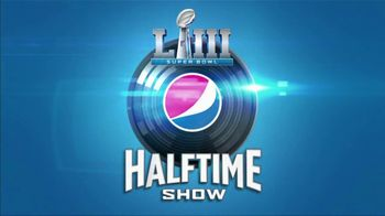 Super Bowl LIII Halftime Show Super Bowl 2019 TV Promo, 'It's Almost Time' - Thumbnail 1