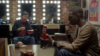 McDonald's Cheesy Bacon Fries Super Bowl 2019 TV Spot, 'Fry Show' Ft. Ken Jeong, J.B. Smoove - Thumbnail 1