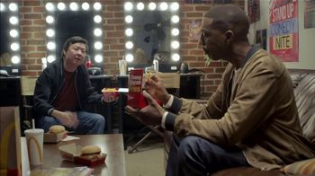 McDonald's Cheesy Bacon Fries Super Bowl 2019 TV Spot, 'Fry Show' Ft. Ken Jeong, J.B. Smoove - Thumbnail 3
