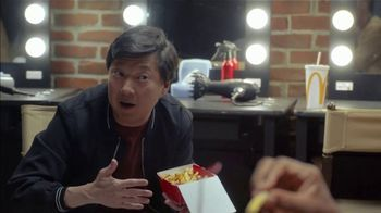 McDonald's Cheesy Bacon Fries Super Bowl 2019 TV Spot, 'Fry Show' Ft. Ken Jeong, J.B. Smoove - Thumbnail 6
