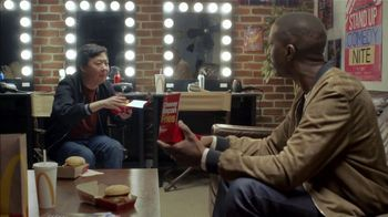 McDonald's Cheesy Bacon Fries Super Bowl 2019 TV Spot, 'Fry Show' Ft. Ken Jeong, J.B. Smoove - Thumbnail 7