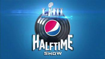 Super Bowl LIII Super Bowl 2019 TV Promo, 'Halftime Show' - Thumbnail 6