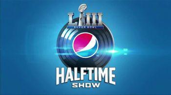 Super Bowl LIII Super Bowl 2019 TV Promo, 'Halftime Show' - Thumbnail 1
