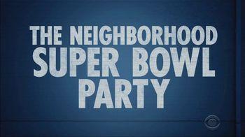 The Neighborhood Super Bowl 2019 TV Promo, 'Super Bowl Party' - Thumbnail 1