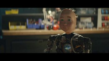 TurboTax Live Super Bowl 2019 Teaser, 'RoboChild'